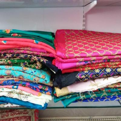 Designer Materials at Mermel Collections in Kothamangalam