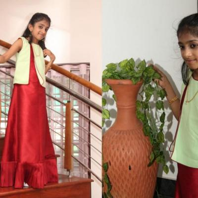 Kids Wear at Mermel Collections in Kothamangalam