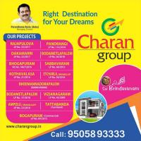 OPEN RESIDENTIAL PLOTS at CHARAN GROUP in visakhapatnam