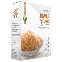 Gluten Free Jowar (Sorghum) Flakes (250 gm) at SkyRoots in Pune