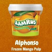 Alphonso Frozen Mango pulp at Jain Farm Fresh Foods Ltd in Jalgaon