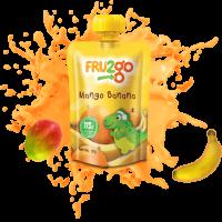 Mango banana at FRU2go in Mumbai