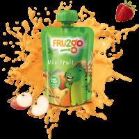 Mix fruit at FRU2go in Mumbai