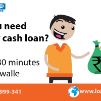 Instant cash Loan in 1 hour at Loanwalle Pvt. Ltd. in Delhi