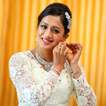 Bridal Makeup at dains in Perumbavoor