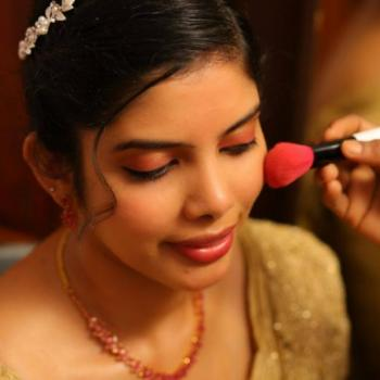 Makeup at dains in Perumbavoor