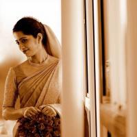 Bridal make up at Madam Beauty parlour in Kothamangalam