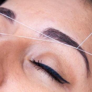 Threading at Madam Beauty parlour in Kothamangalam