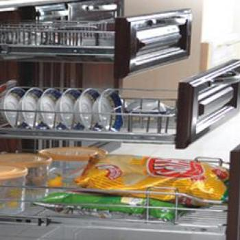 Kitchen Accessories at Alka Kitchen & Interior in paingottoor