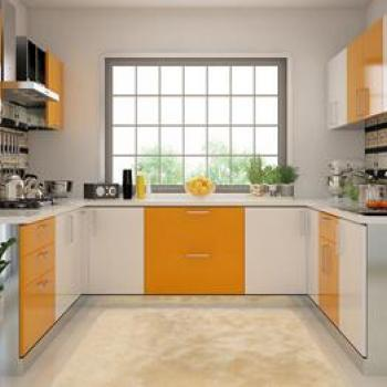 Modular Kitchen at Alka Kitchen & Interior in paingottoor