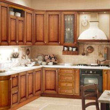 Wooden Kitchen at Alka Kitchen & Interior in paingottoor