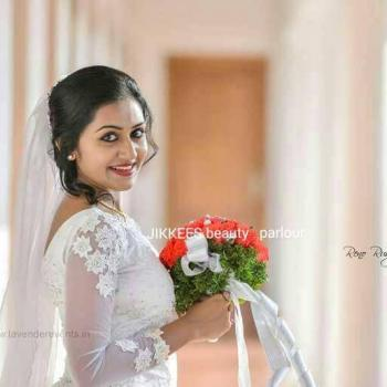 Bridal Make Up at JIKKEES BEAUTY PARLOUR in Changanassery