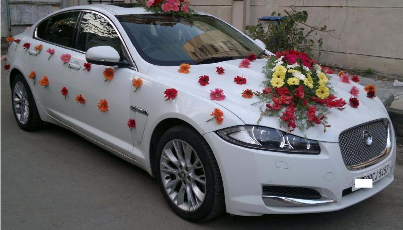 Car Decoration at Royal Caterers in Kothamangalam