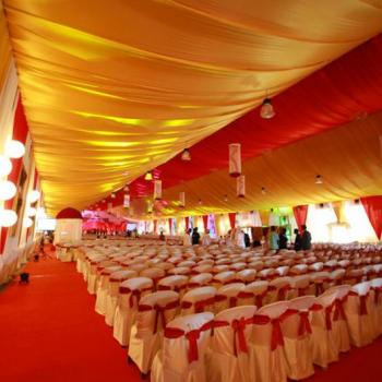 Panthal at Royal Caterers in Kothamangalam