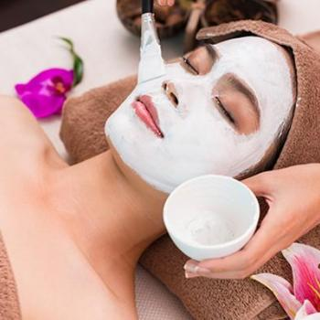 Facial at Fessy Pink Touch Beauty Parlour in Muvattupuzha