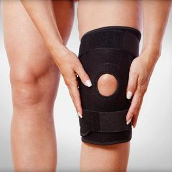 Knee joint ligament injury at AVM Ayurveda Hospital in Irapuram