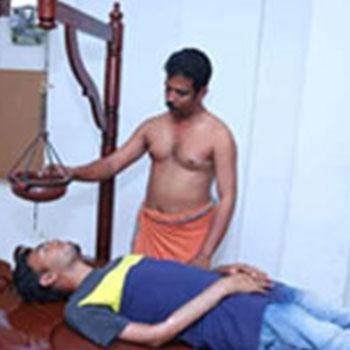 AYURVEDIC & KALARI TREATMENT at Bluewings in Thattekad